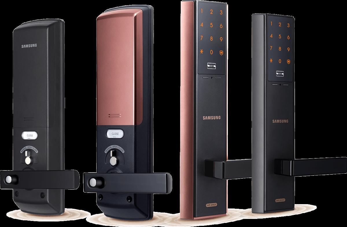 Đánh giá khóa cửa thẻ từ Samsung SHP-DH537 chính hãng