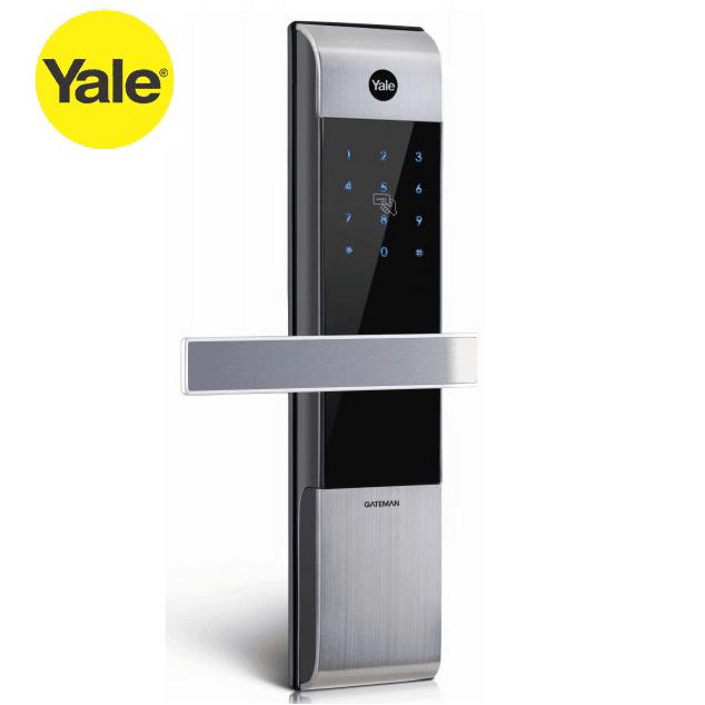 Hướng dẫn cách nhận biết khóa cửa Yale chính hãng chất lượng